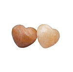Himalayan Salt Heart Shaped Cleansing Bars