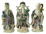 Three Gods - Fuk Luk Sau