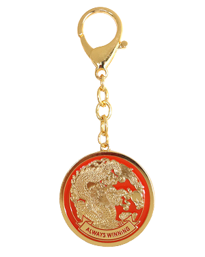 "Lucky Dragon ""Always Winning"" Amulets"