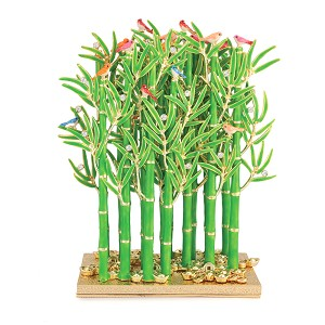 Bamboo Forest of Prosperity Tree